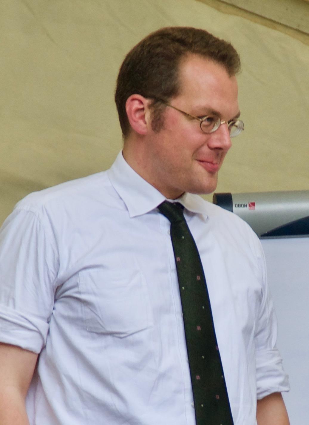 Pfarrer Jonas Marquardt