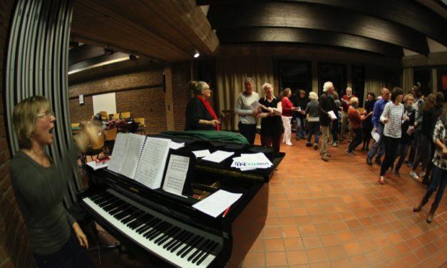 Szenische Arbeit mit einem Kirchenchor